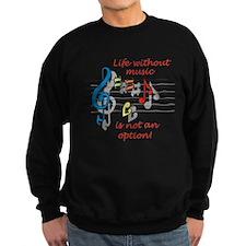 Life Without Music Sweatshirt