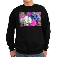Fireworks Flowers Sweatshirt