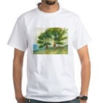 Trees of Salvation II White T-Shirt