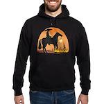 Mexican Horse Hoodie (dark)