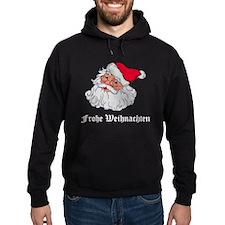 German Santa Hoodie