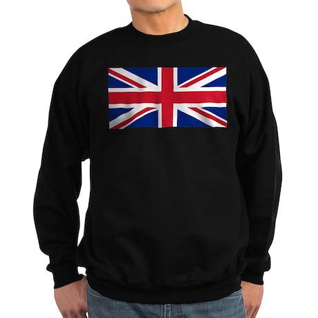 Union Jack Sweatshirt (dark)
