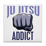 Ju jitsu Drink Coasters