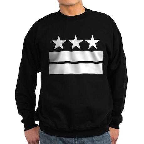 Three Stars and Two Bars Sweatshirt (dark)