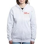 C is for Capital City Women's Zip Hoodie