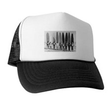 Funny Pioneers Trucker Hat
