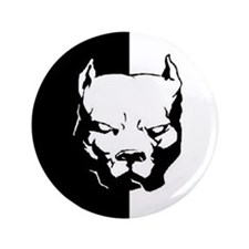 "Pitbull 3.5"" Button (100 pack)"