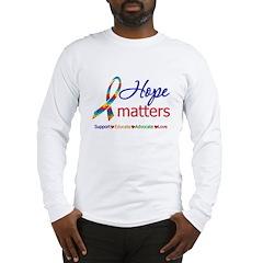 HopeMatters Autism Long Sleeve T-Shirt