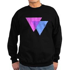 Bi Knot Symbol Sweatshirt (dark)
