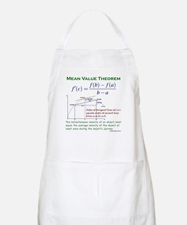 Mean Value Theorem BBQ Apron