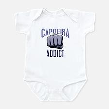 Capoeira Addict Infant Bodysuit