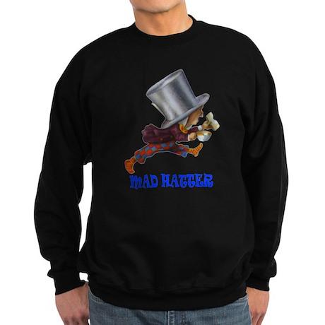 MAD HATTER Sweatshirt (dark)
