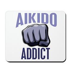Aikido Addict Mousepad
