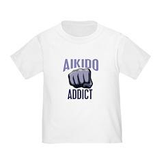 Aikido Addict T