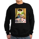 ROOSEVELT BEARS LET FREEDOM R Sweatshirt (dark)