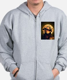 WICKED WITCH Zip Hoodie