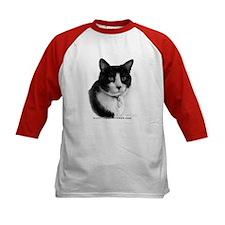 Tuxedo Cat Tee