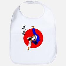 Judo Glory Bib