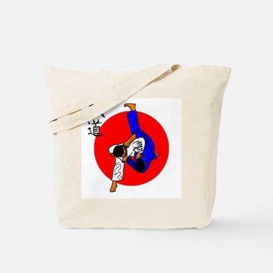 Judo Glory Tote Bag
