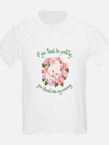 Pretty Like Mommy T-Shirt