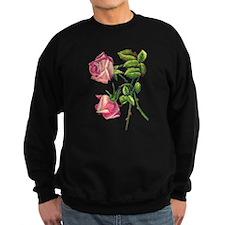 A PAIR OF PINK ROSES Sweatshirt