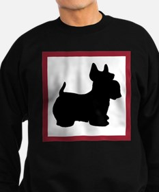 SCOTTY DOG Sweatshirt (dark)