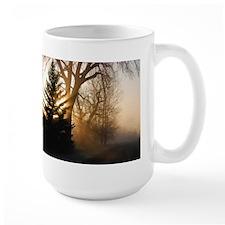 Morning Fog by Brenda Levos Mug
