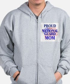 National Guard - Mom Zip Hoodie
