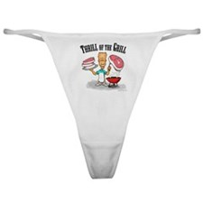 Thrill of the Grill Classic Thong