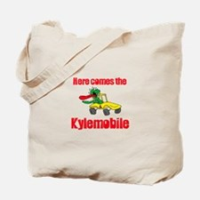 Kylemobile Tote Bag