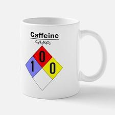 Caffeine Chemical Hazard and MSDS Mug