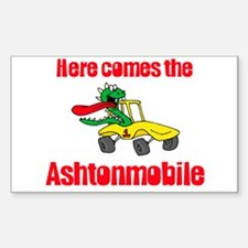 Ashtonmobile Rectangle Decal