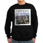 tampa bay gifts and t-shirts Sweatshirt (dark)