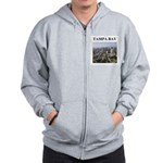 tampa bay gifts and t-shirts Zip Hoodie