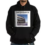 the colisseum rome italy gift Hoodie (dark)