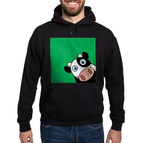 Happy Cow Hoodie (dark)