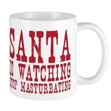 Santa is Watching Mug