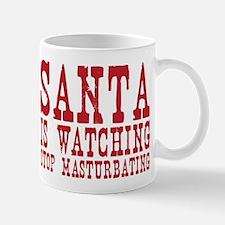 Santa is Watching Mug