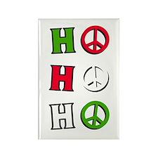 """Christmas Peace """"ho ho ho"""" - Rectangle M"""