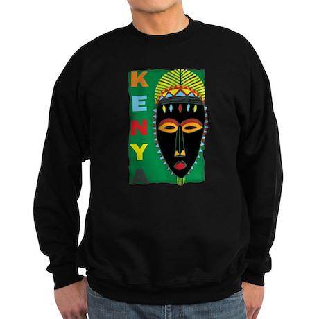 Kenyan Mask Sweatshirt (dark)