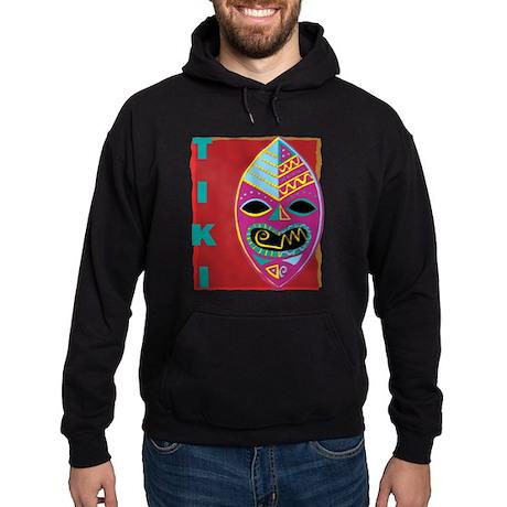 Tiki Mask Hoodie (dark)