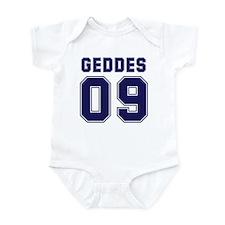 Geddes 09 Infant Bodysuit
