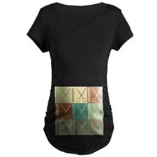 Cosmetology Pop Art T-Shirt