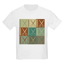 Cosmetology Pop Art T-Shirt