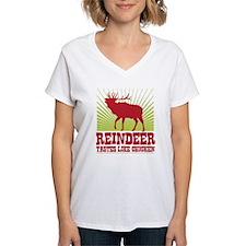 Reindeer Tastes Like Chicken Shirt