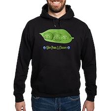 Give Peas A Chance Hoodie