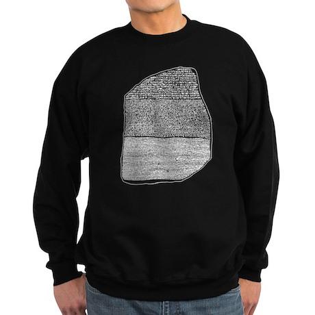 Rosetta Stone Sweatshirt (dark)