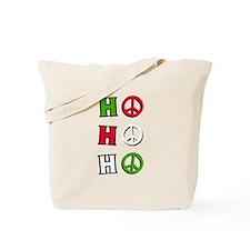 """Christmas Peace """"ho ho ho"""" - Tote Bag"""