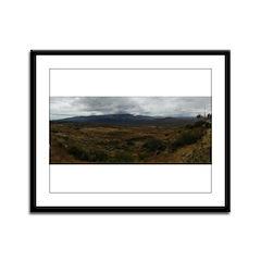 Bradshaws from Sunset Point Framed Panel Print