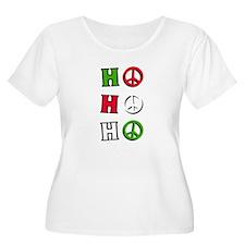 Cute Christmas peace T-Shirt